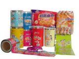 Bobina De Embalagens Para Alimentos Impresso Bororé