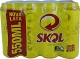 Embalagem De Cerveja Skol Conjunto Habitacional Recanto Dos Humildes
