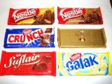 Embalagem De Chocolate Vila Basileia