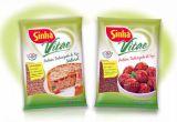 Embalagem De Plástico Personalizado Para Alimentos Jardim Rosinha
