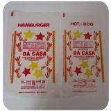 Embalagem Descartavel Para Hot Dog Jardim Cristina