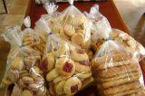 Embalagem Para Biscoito Caseiro Transaprente Vila Sofia