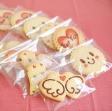 Embalagem Para Cookies Jardim Campo Dos Ferreiros