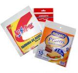 Embalagem Plástica Personalizada De Alimento Cidade Continental