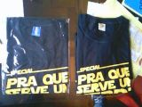 Embalagem Saco Plastico Camisa Conjunto Habitacional Teotonio Vilela