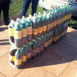 Embalagens Plasticas Para Garrafas Jardim Santa Francisca Cabrini