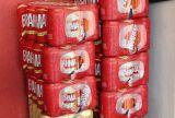 Filme Plastico De Embalagem De Cerveja Vila Rio Branco